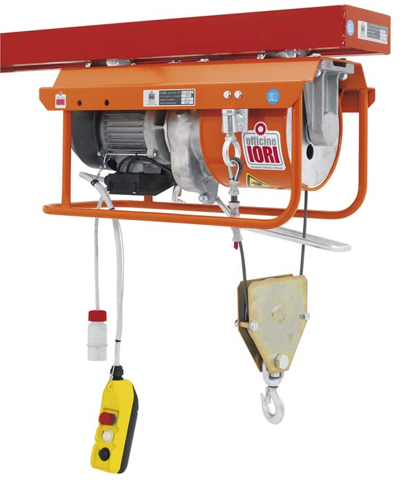 Beam Hoists 300kg - 900kg - Plantire Ltd
