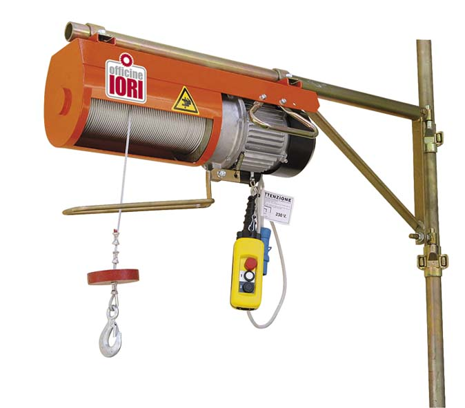 Scaffold Hoists - 200kg - Plantire Ltd