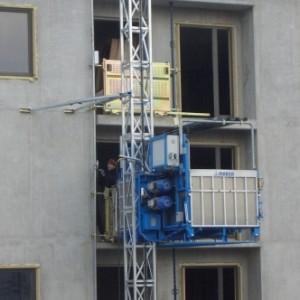 Large Platform Hoists 500kg - 2000kg - Plantire Ltd
